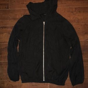 Brandy Melville light black jacket